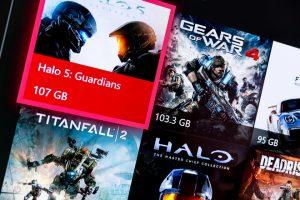 Die beliebtesten Spiele für die Xbox
